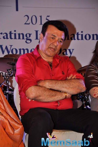 Anu Malik Present During IMC Ladies Wing Event
