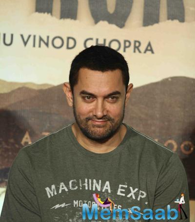 Aamir Khan Grace Trailer Of Vidhu Vinod Chopra's Broken Horses