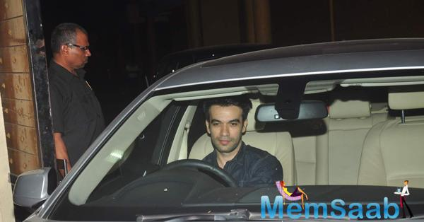 Punit Malhotra Attend The Screening Of NH10