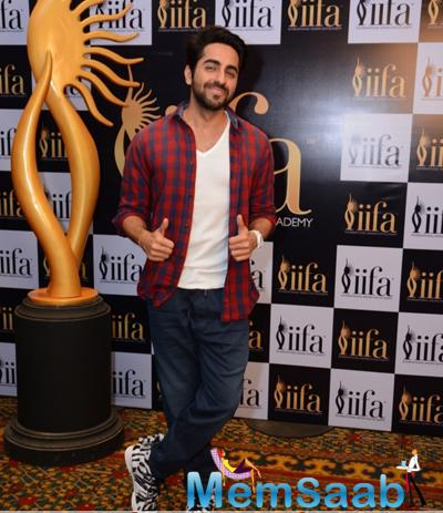 Ayushmann Khurrana At 16th IIFA Voting Weekend Event