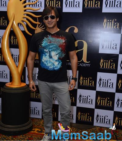 Dashing Vivek Oberoi At 16th IIFA Voting Weekend Event