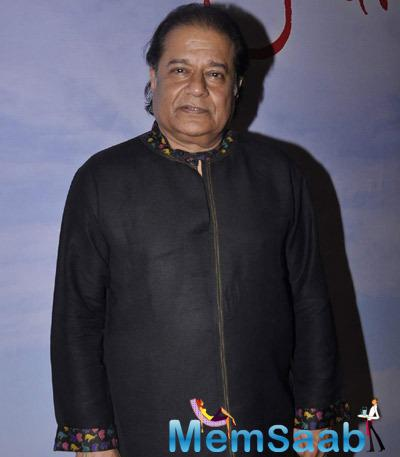 Anup Jalota Attended The Screening Of Unfaithfully Yours At St. Andrews In Mumbai