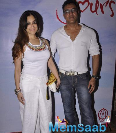 Mohammed Morani And Lucky Morani Graces The Screening Of Unfaithfully Yours