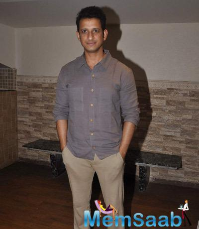 Sharman Joshi At The Screening Of Unfaithfully Yours