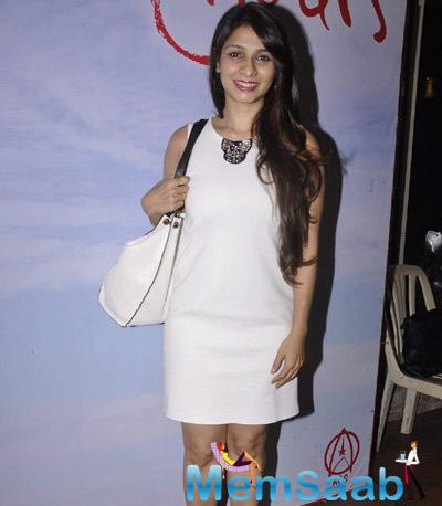 Tanisha Mukherjee At St. Andrews In Mumbai For Unfaithfully Yours Special Screening