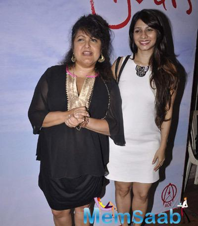Tanisha Mukherjee Strikes A Pose During The Unfaithfully Yours Special Screening