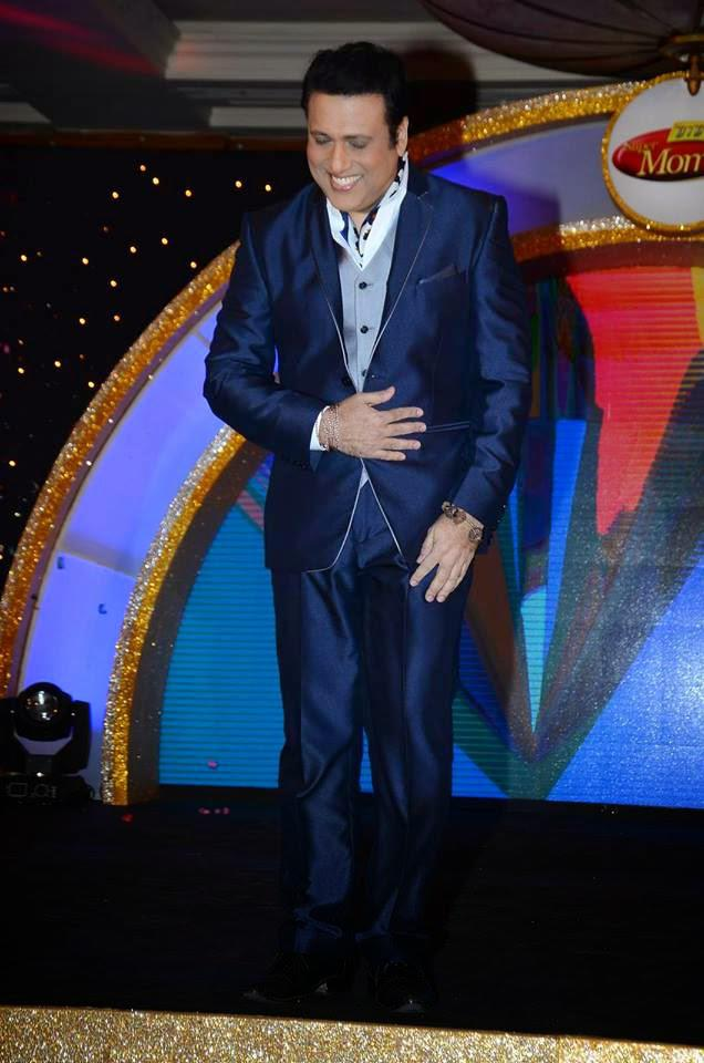 Govinda Dashing Look During The Launch Of Dance India Dance Super Moms