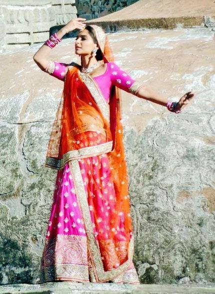 Sonam Kapoor Resumes Prem Ratan Dhan Payo Shooting in Udaipur