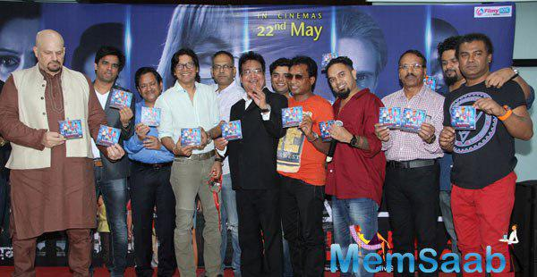 Shaan And Others Launched The Bachpan Ek Dhoka Music Album