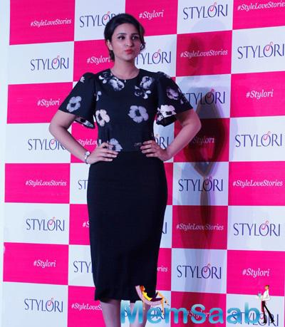 Parineeti Chopra At Grand Launchof Online Jewellery Store Stylori