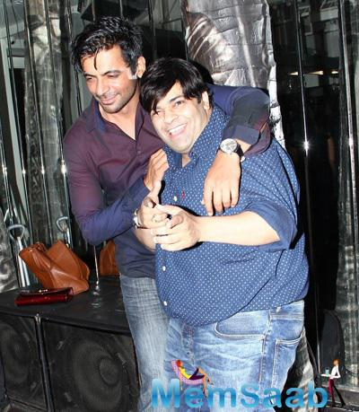 Sunil And Kiku Also Attended The Jay Bhanushali's Surprise Birthday Party