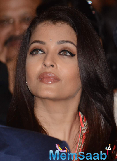 Aishwarya Looked Pretty Abu Sandeep Suits For The Occasion