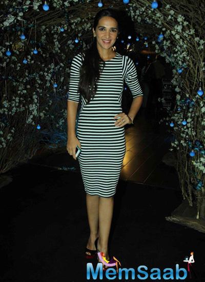 Tara Sharma Strikes A Pose At Maheka Mirpuri Summer Resort Preview