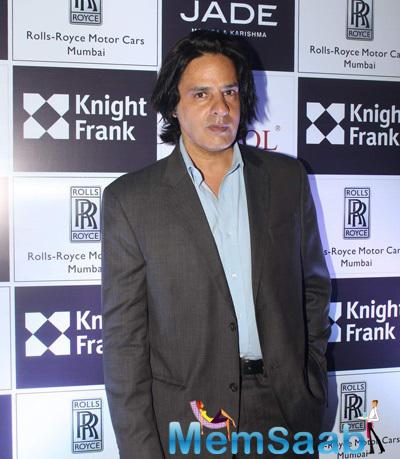 Rahul Roy Graced At The Anmol Jewellers Era Of Design Fashion Show