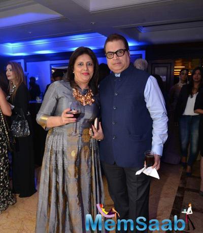 Ramesh Taurani Attend The Anmol Jewellers Era Of Design Fashion Show