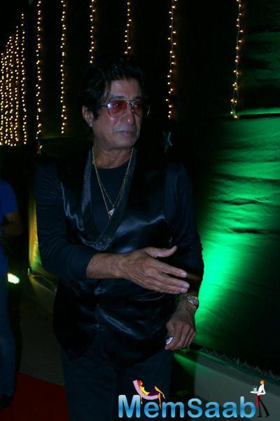 Shakti Kapoor Attend The Baisakhi 2015 Celebrations