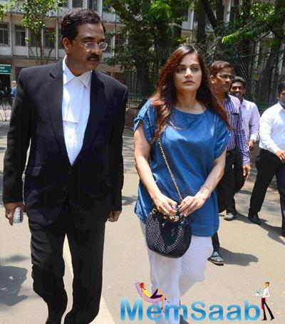 Alvira Khan Agnihotri Has Been Religiously Attending All The Court Hearing Related To 2002's Hit And Run Case
