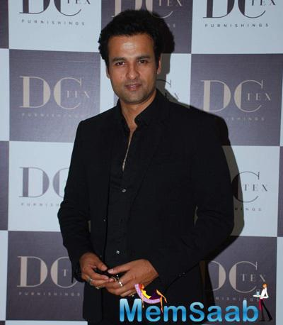 Rohit Roy At Luxury Comfort Mattress Launch