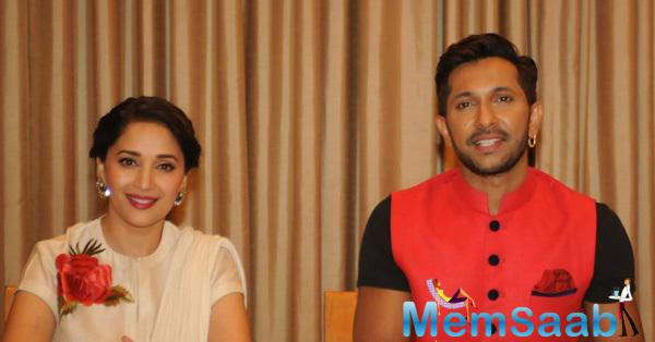 Contemporary Dance Festival Jugnee Launch With Madhuri Dixit And Terence