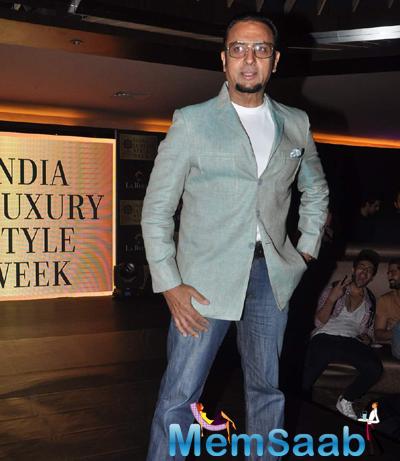 Gulshan Grover Present During India Luxury Week Meet 2015
