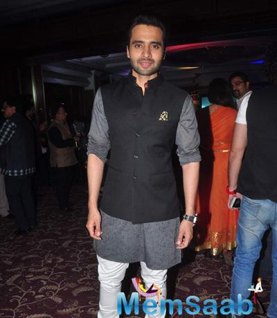 Handsome Jackky Bhagnani Casual Look During J & K Bash To Invite Bollywood To Kashmir