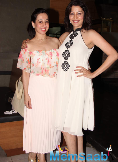 Aditi Gowitrikar Strikes A Pose During The Launch Of Shine Young 2015