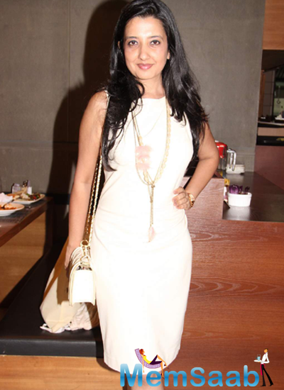 Amy Billimoria Looks Pretty At Launch Of Shine Young 2015