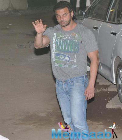 Sohail Khan Arrives At Salman's House With Very Upset Mood