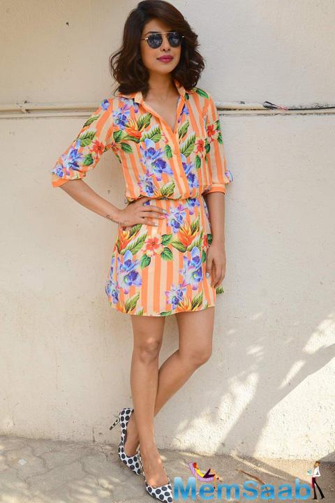 Priyanka Chopra Plays Ranveer Singh's Sister In Dil Dhadakne Do