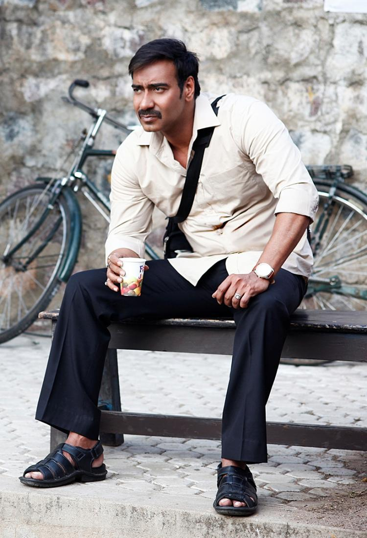 Ajay Devgan To Showcase His Acting Skills In Drishyam