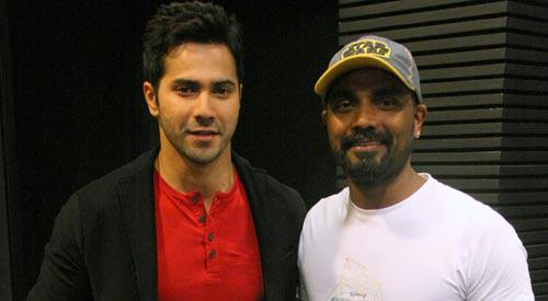 Varun Dhawan And Remo D'Souza Launched The ABCD 2 Movie New Chunar Song