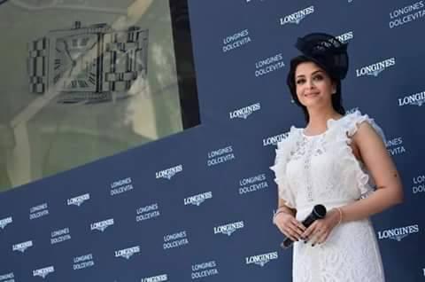 Aishwarya Rai Bachchan Launched The Longines New Dolce Vita Watch
