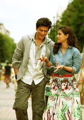 First Look Of Dilwale, Can Shah Rukh Khan And Kajol Recreate Magic