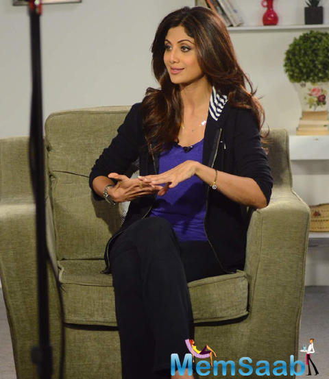 Shilpa Shetty Talks About Her Yoga Day Plans