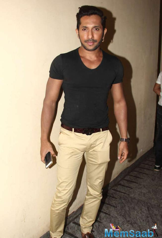 Choreographer Terence Lewis Gave A Special Appearance In The Movie
