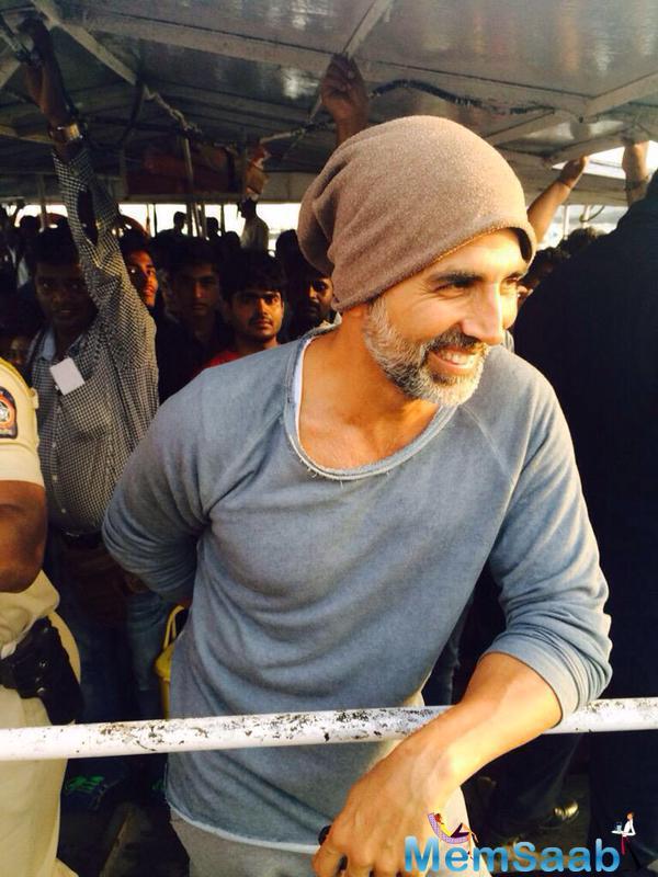 Akshay Kumar Behind The Scenes Of Singh Is Bling