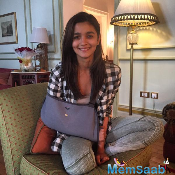 Its Holiday Time For Alia Bhatt And Her Family