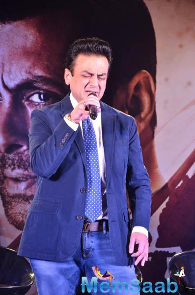 Adnan Sami Performed At Bajrangi Bhaijaan Song Launch