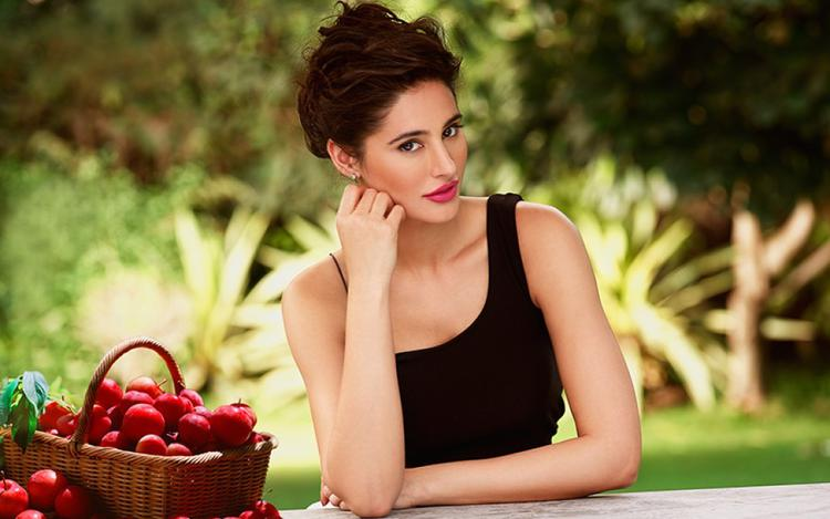 Nargis Fakhri Gorgeous Attractive Look For Castel Royale Ad Campaign Photo Shoot