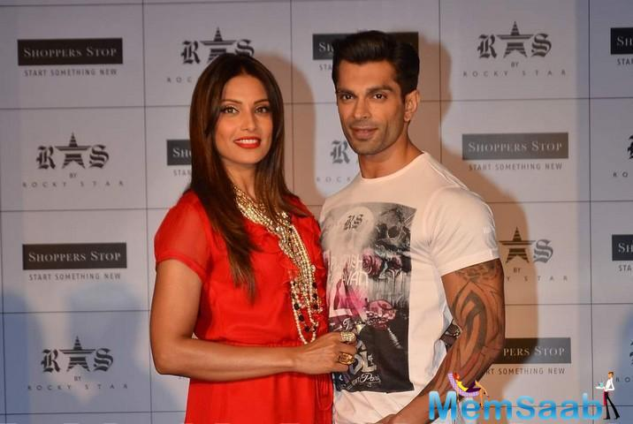 Bipasha Basu And Karan Singh Grover Launch Rocky S' New SSbyRockyStar Collection