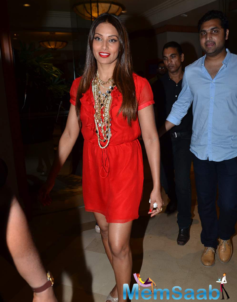 Bipasha Basu Arrived The Rocky S' New SSbyRockyStar Collection Launch