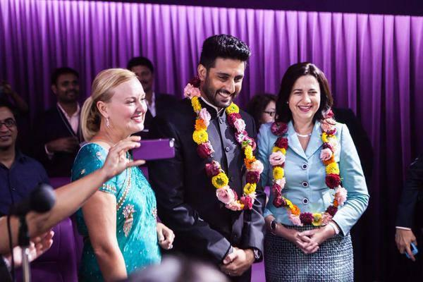 Abhishek Bachchan Inaugurates Indian International Film Festival