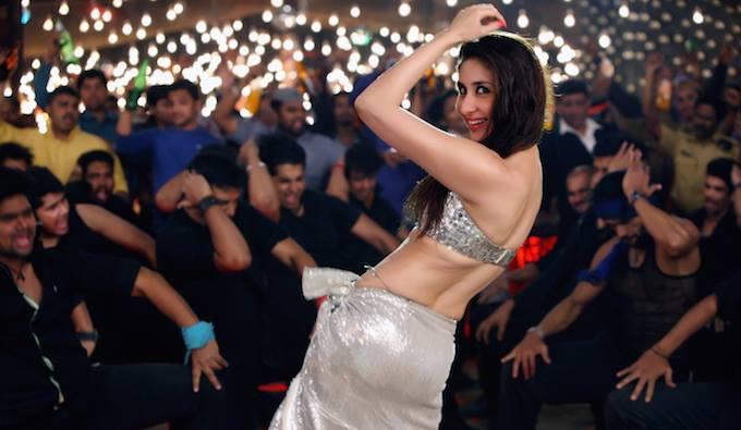 Kareena Kapoor Khan Sexy Look In Mera Naam Mary Item Song From Brothers Movie