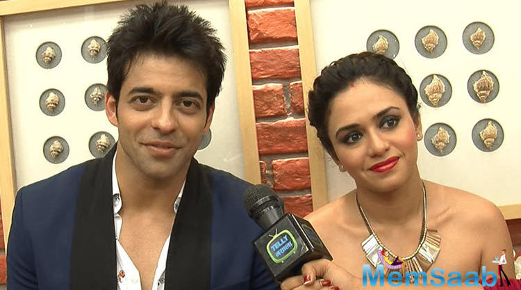 Himmanshoo And Amruta Attended A Press Meet After Winning Nach Baliye 7