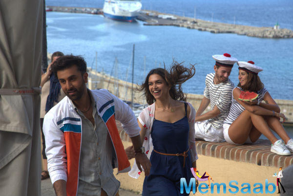 Ranbir Kapoor And Deepika Padukone Create Magic With Tamasha