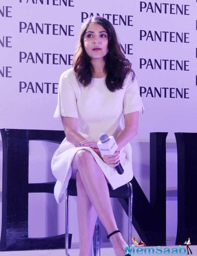 Anushka Sharma Is Immaculate In White
