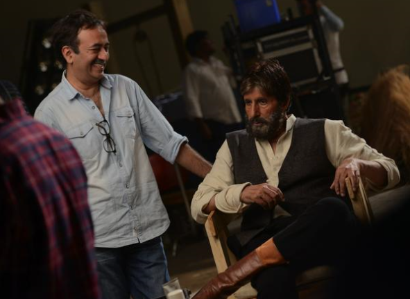 Rajkumar Expressed His Desire To Work With Amitabh Was About A Commercial To Be Shot