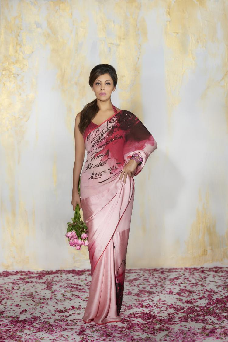 Satya Paul Launches Its Signature Collection With Gauri Khan