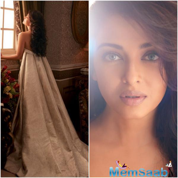 Aishwarya Rai Bachchan Look Spectacular On The Cover Of Hello