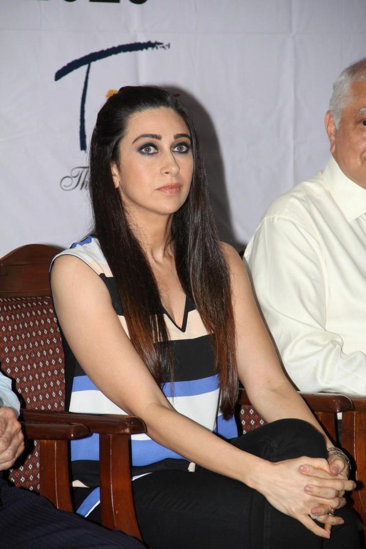 Karisma Kapoor Attends Interactive Session On Women Wellness